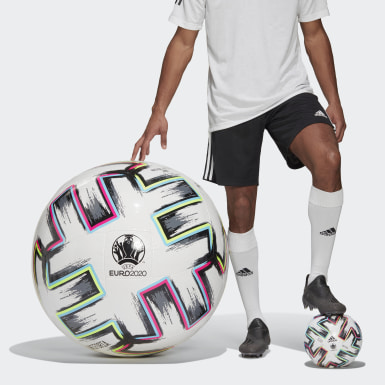 Bola Jumbo Uniforia Branco Futebol