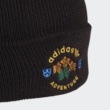 Berretto Wool Adventure Cuff Nero Originals