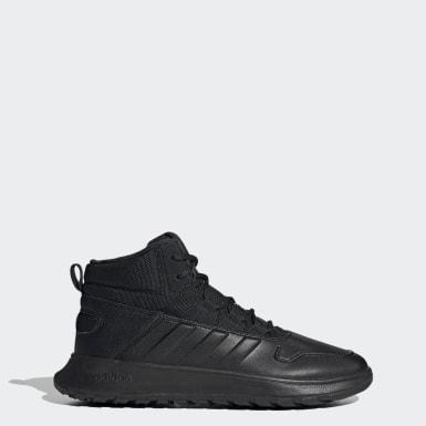 черный Зимние ботинки Fusion Storm