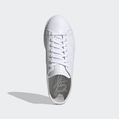 Zapatillas Stan Smith Slip-On Blanco Hombre Originals
