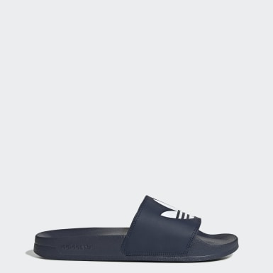 Men's Originals Blue Adilette Lite Slides