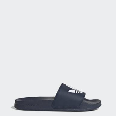 Originals modrá Pantofle Adilette Lite