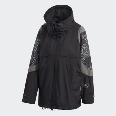 Veste Training Suit Panelled Noir Femmes adidas by Stella McCartney