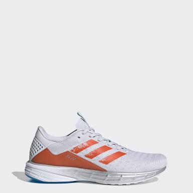 Frauen Running SL20 Primeblue Schuh Grau