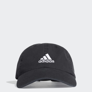 Tennis Black Dad Cap
