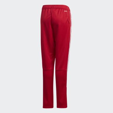 Youth Soccer Red Tiro 19 Training Pants