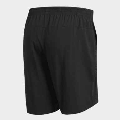 Männer Running Run-It Shorts Schwarz