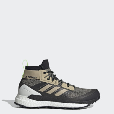 Sapatos de Caminhada Free Hiker TERREX Bege TERREX