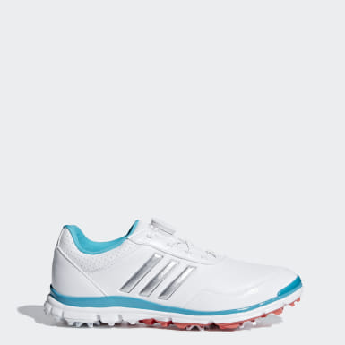 Women Golf White Adistar Lite Boa Shoes