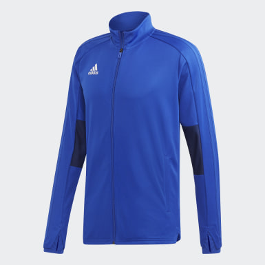 Men Training Blue Condivo 18 Training Track Top