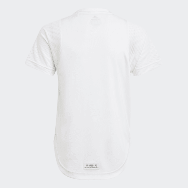 Camiseta XFG Primeblue AEROREADY Blanco Niña Training