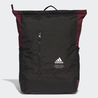 Træning Sort Classic Top-Zip rygsæk