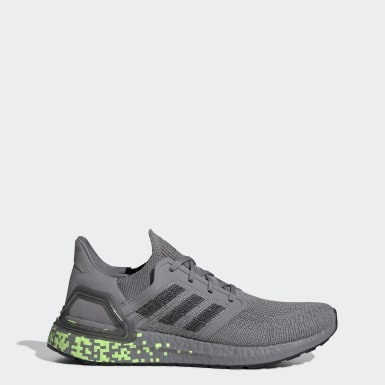 Männer Running Ultraboost 20 Schuh Grau
