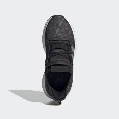 Sapatos U_Path Run Preto Criança Originals