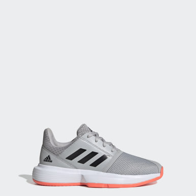 Chaussure CourtJam gris Adolescents Tennis