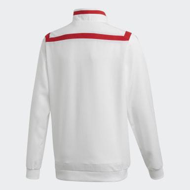 Veste de présentation Arsenal Blanc Enfants Football
