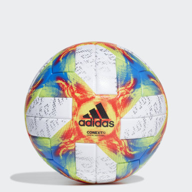 Football White Conext 19 Official Match Ball