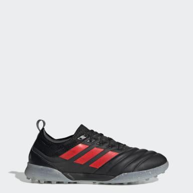Zapatos de Fútbol Copa 19.1 Césped Artificial Negro Hombre Fútbol