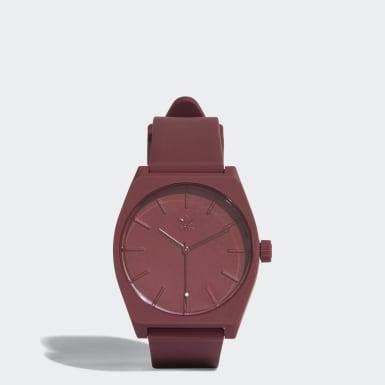 Originals Burgundy PROCESS_SP1 Watch