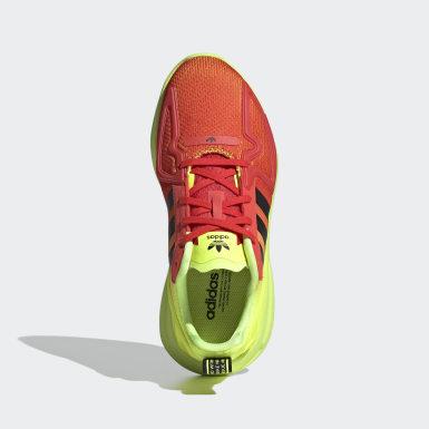 Παιδιά Originals Κίτρινο ZX 2K Flux Shoes