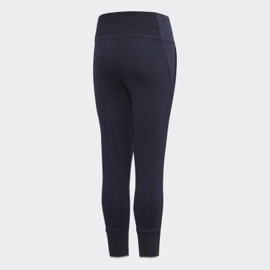Dívky Athletics modrá Kalhoty VRCT