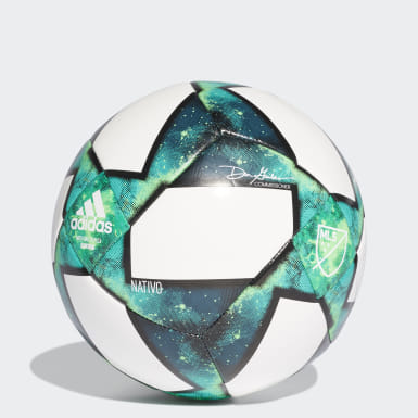 Men's Soccer Grey MLS Capitano Ball