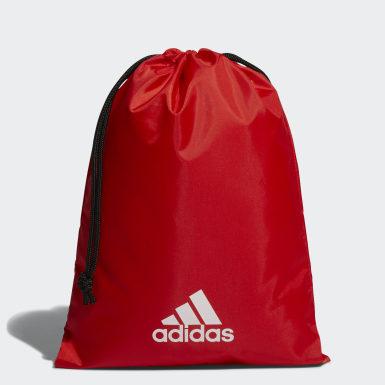 Training Red Endurance Packing System Shoe Bag