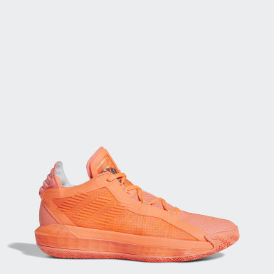 Basketball Orange Dame 6 Shoes