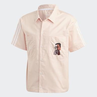 Originals Roze Unity Ref Overhemd (Uniseks)