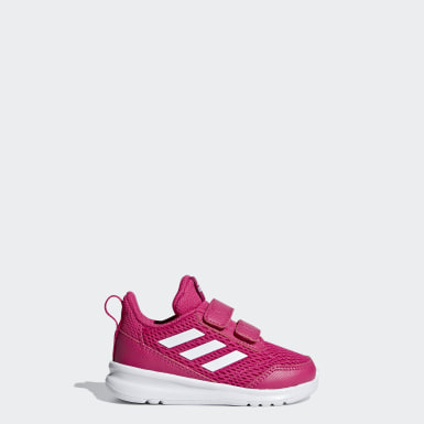 Børn Løb Pink AltaRun sko