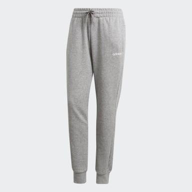 Ženy Athletics šedá Kalhoty Essentials Solid