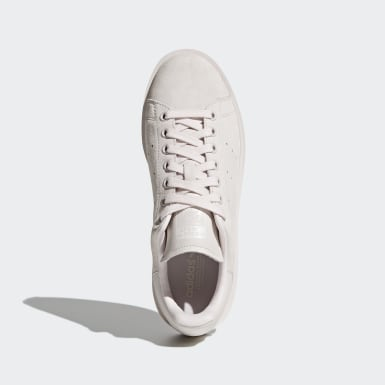 Tenis Stan Smith Bold Rosa Mujer Originals