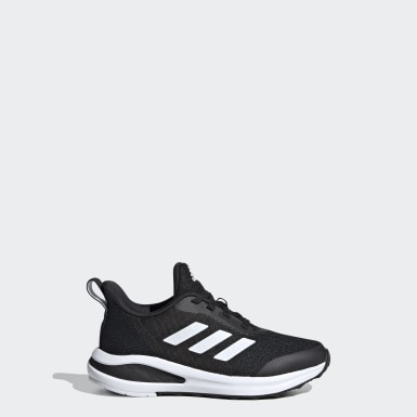 Children Training Black FortaRun Running Shoes 2020