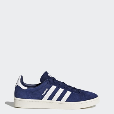 Baskets campus kaki Adidas Originals Homme Chaussures