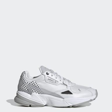Kadın Originals Beyaz Falcon Ayakkabı