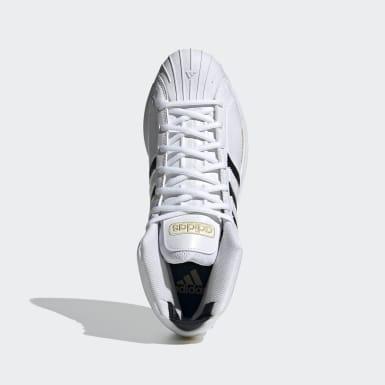 Heren Basketbal Zwart Pro Model 2G Schoenen