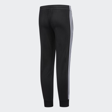 Youth Training Black Iconic Joggers