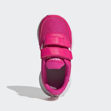 Dívky Běh růžová Boty TENSAUR RUN I