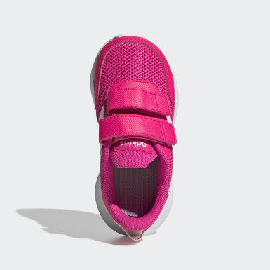 Zapatillas Tensor Rosado Niño Caminar