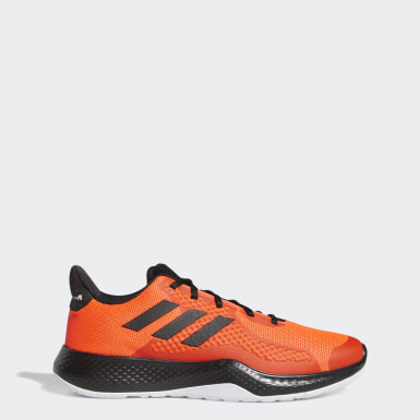 Tenis FitBounce Naranja Hombre Training
