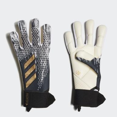 Fodbold Sort Predator 20 Competition handsker
