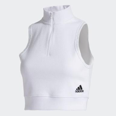 Regata ID Branco Mulher Athletics