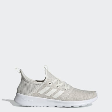 Chaussure Cloudfoam Pure Blanc Femmes Running