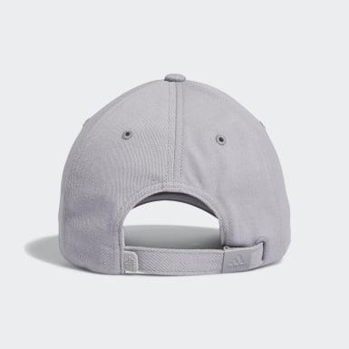Golf Grey 3-Stripes Heart Cap