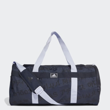 Sac en toile 4ATHLTS Medium Bleu Tennis