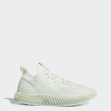 Running Green Alphaedge 4D Shoes