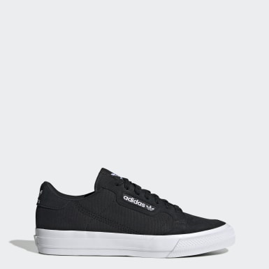 Dam Originals Svart Continental Vulc Shoes