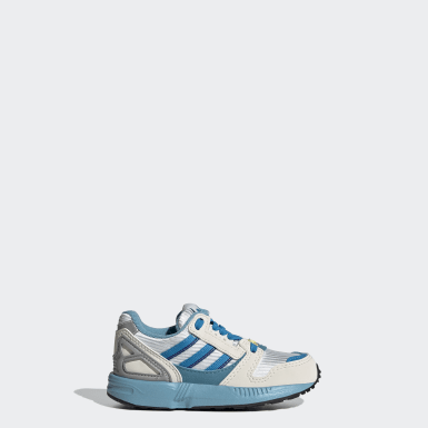 Kids Originals White ZX 8000 Shoes