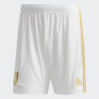 Short Domicile Juventus Blanc Hommes Football