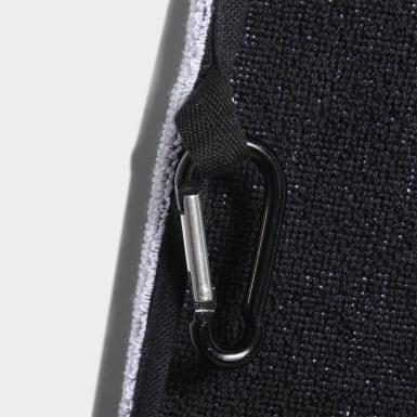 กอล์ฟ สีดำ ผ้าขนหนูกอล์ฟ